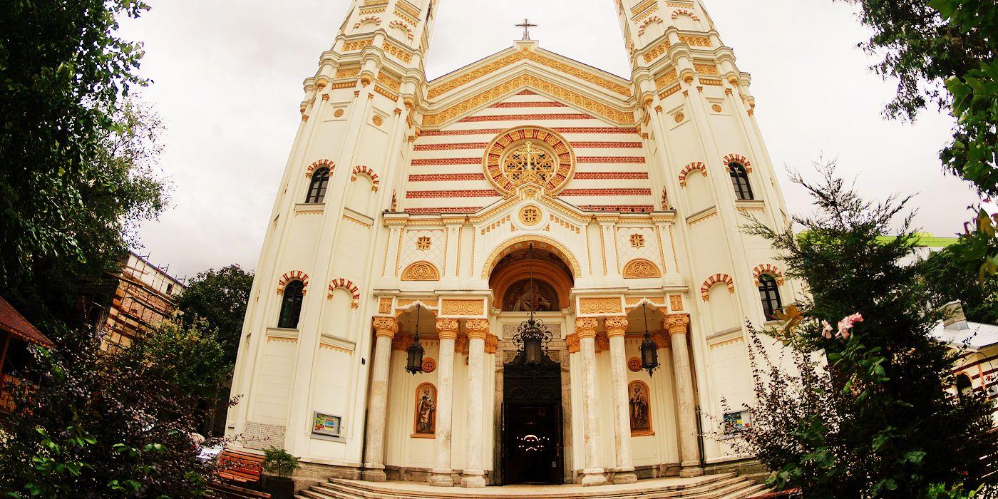 biserica sf spiridon bucuresti - Biserici din Bucuresti
