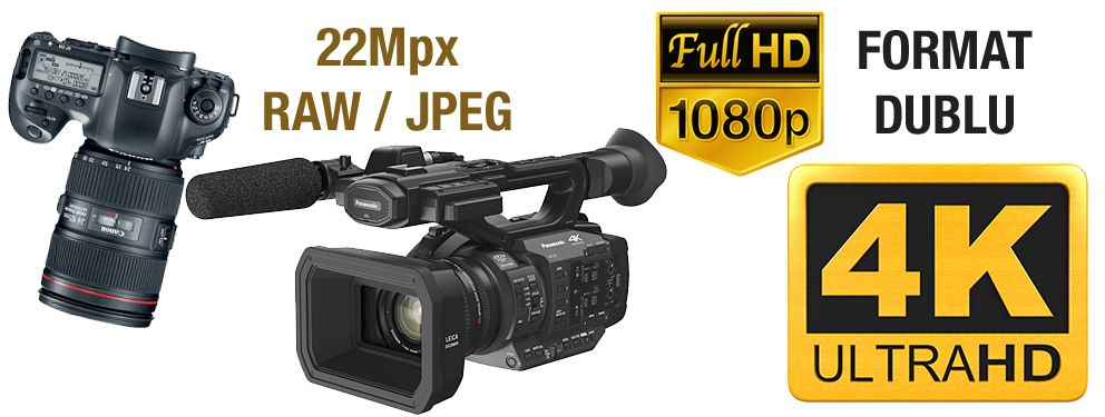 foto-video-nunta-pachet-full-hd-4k-ultra-hd-60p-22mpx Super oferte Foto + Video Full HD si 4K Ultra HD pentru Nunta