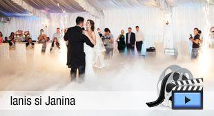 ianis-janina-thumb-artificii Artificii de interior pentru nunta