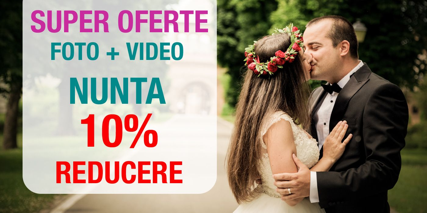 Foto Video Nunta Full Hd Filmare 4k Ultra Hd Filmare Nunti