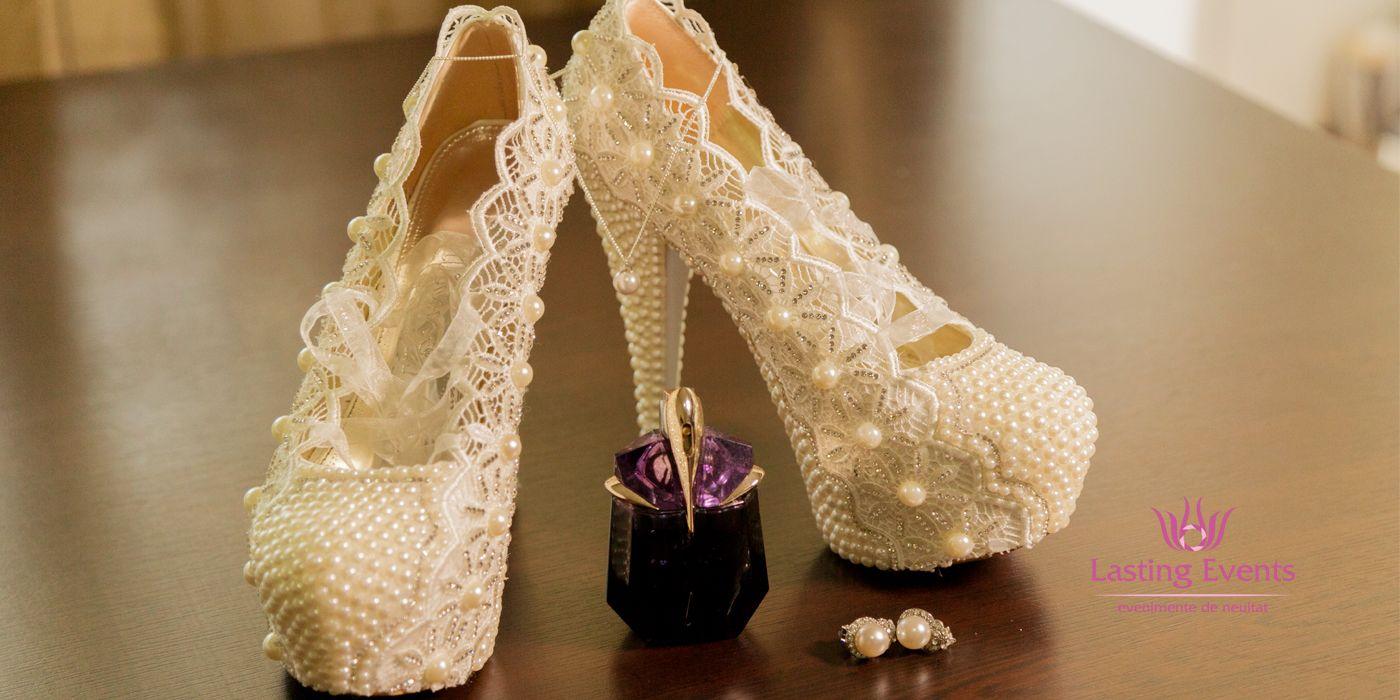 Pantofi De Mireasa Pentru Miresele Care Vor Sa Straluceasca